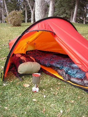 Hilleberg Akto Tent REVIEW - 5