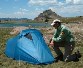 Lightwave zrO cylq Tent Review - 1