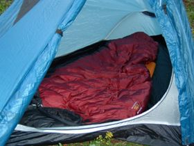 Lightwave zrO cylq Tent Review - 3