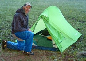 Montbell Hexagon Tent Review - 5