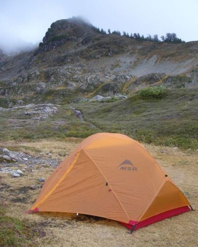MSR Hubba Hubba Tent REVIEW - 1