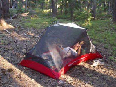 MSR Hubba Hubba Tent REVIEW - 5