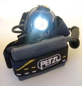 Petzl MYO XP LED Headlamp REVIEW - 1