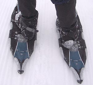 Redfeather Alpine 30 Snowshoe REVIEW - 1