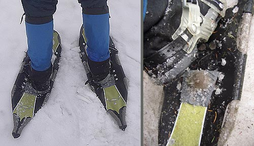 Redfeather Trek 30 Snowshoe REVIEW - 1
