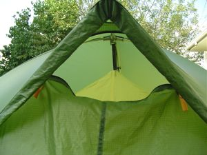 Vaude Hogan Tent Review - 3 & Vaude Hogan Ultralight Tent REVIEW - Backpacking Light
