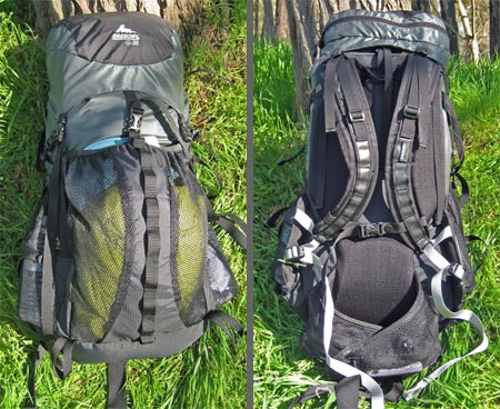 Gregory G Pack Backpack REVIEW - 1