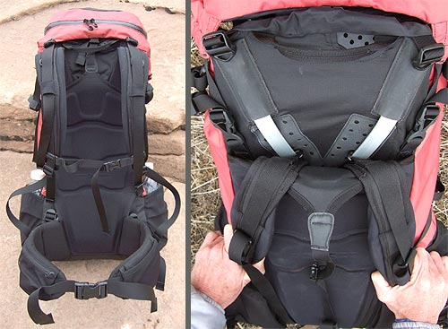 Mountainsmith TrekLight AT 55 Backpack REVIEW - 6