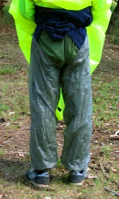 OWare Silnylon Rain Chaps SPOTLIGHT REVIEW - 2