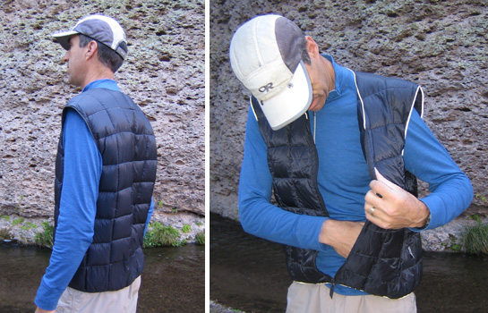 Western Mountaineering Flash Vest REVIEW