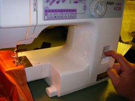Sewing Primer: The Straight Stitch and Top Stitch - 2