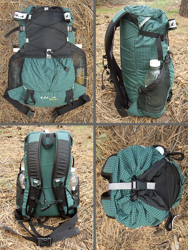 Ultralight Adventure Equipment (ULA) Relay Backpack REVIEW  - 1