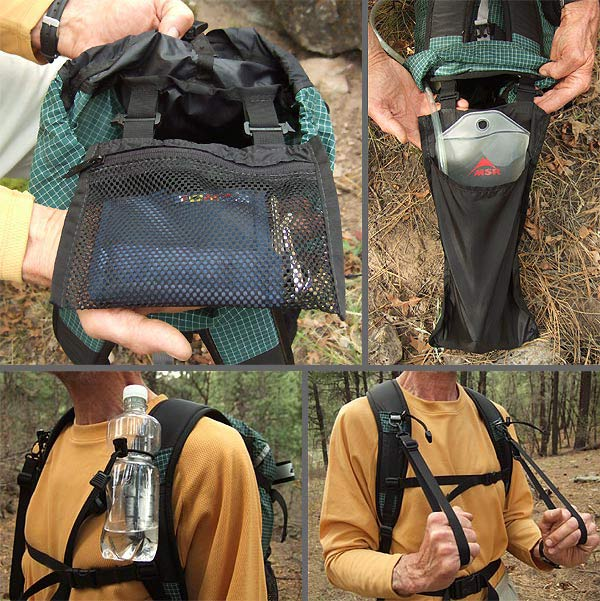 Ultralight Adventure Equipment (ULA) Relay Backpack REVIEW  - 2