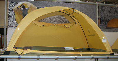 Black Diamond Superlight Tents (Outdoor Retailer Summer Market 2006) - 1 : black diamond lighthouse tent - memphite.com