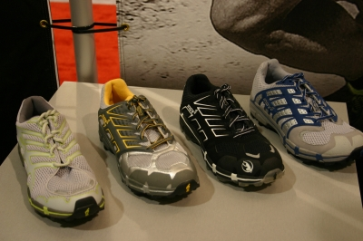 Inov-8 Introduces Higher Shock Absorption Shoes (Outdoor Retailer Summer Market 2006) - 3