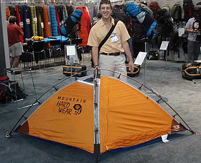 Mountain Hardware Bunker 1 (Outdoor Retailer Summer Market 2006) - 3