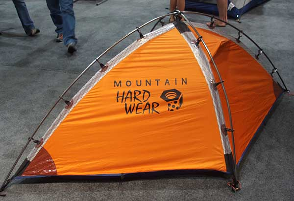 Mountain Hardware Bunker 1 (Outdoor Retailer Summer Market 2006) - 5 & Mountain Hardwear Bunker 1 (Outdoor Retailer Summer Market 2006 ...
