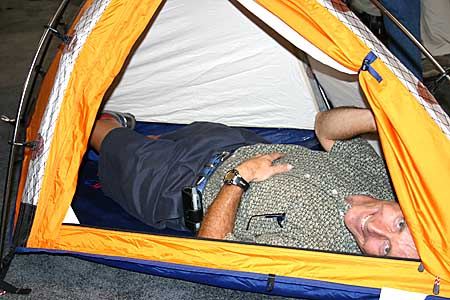 Mountain Hardware Bunker 1 (Outdoor Retailer Summer Market 2006) - 2