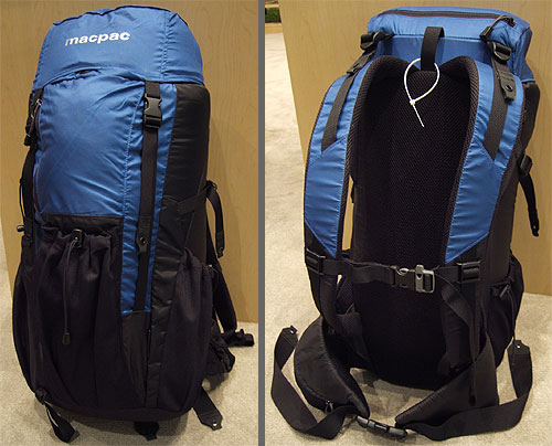 New Macpac AMP Light Backpacks (Outdoor Retailer Summer Market 2006) - 2