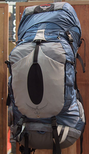 New Adventure Racing Packs and a New Atmos/Aura 65 from Osprey (Outdoor Retailer Summer Market 2006) - 2