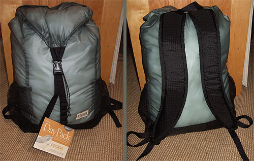 New Lightweight Silnylon Products From Equinox (Outdoor Retailer Summer Market 2006) - 1