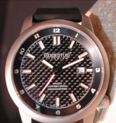 St. Moritz Watches: Momentum VP-1 and VS-1 Digital Altimeters and Momentum Logic (Outdoor Retailer Summer Market 2006) - 2