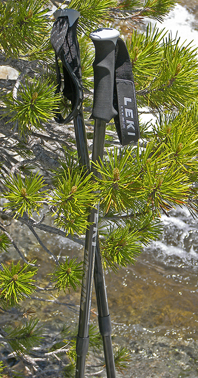 Leki Carbon Ergometric Trekking Pole REVIEW - 4