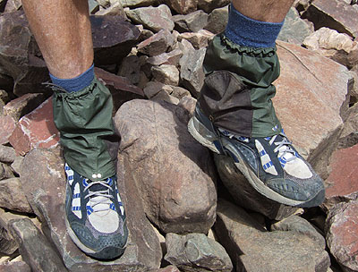 Montrail Hardrock Trail Shoe SPOTLITE REVIEW - 3