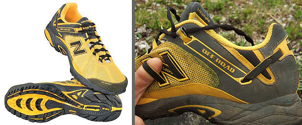 SNew Balance 872 Off Road Trail Shoe SPOTLITE REVIEW - 1