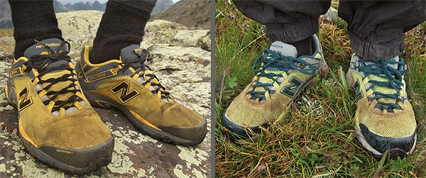 SNew Balance 872 Off Road Trail Shoe SPOTLITE REVIEW - 2