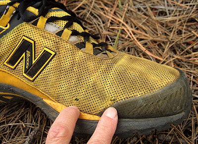 SNew Balance 872 Off Road Trail Shoe SPOTLITE REVIEW - 3