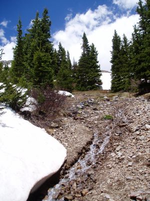 Sipping the Waters: Techniques for Drinking Untreated Backcountry Water - 2