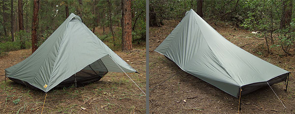 Tarptent Contrail (Sneak Preview) SPOTLITE REVIEW - 1