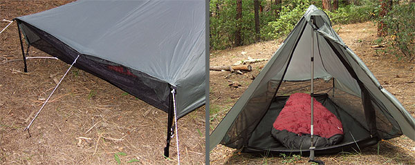 Tarptent Contrail (Sneak Preview) SPOTLITE REVIEW - 2