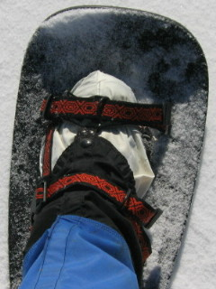 Yowie snowshoes REVIEW