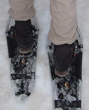 Crescent Moon Silver 10 Backcountry Snowshoe REVIEW - 5