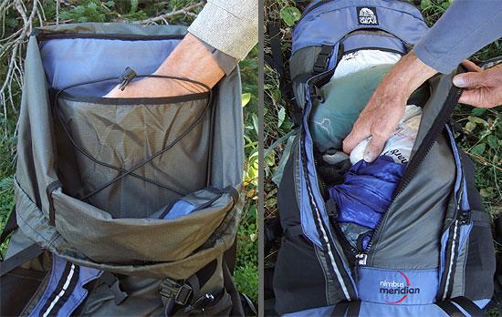Granite Gear Nimbus Meridian Backpack REVIEW - Backpacking Light