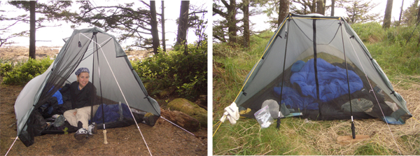 Tarptent Squall 2 Single Wall Tent REVIEW - 3