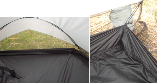 Tarptent Squall 2 Single Wall Tent REVIEW - 4 & Tarptent Squall 2 Tent REVIEW - Backpacking Light