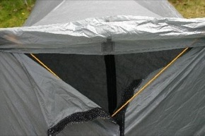 Comparison of Tarptent Squall 2 and Six Moon Designs Europa 2005 - 5
