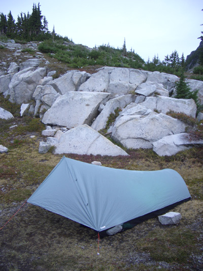 Gossamer Gear / Tarptent Squall Classic Tent REVIEW - 1