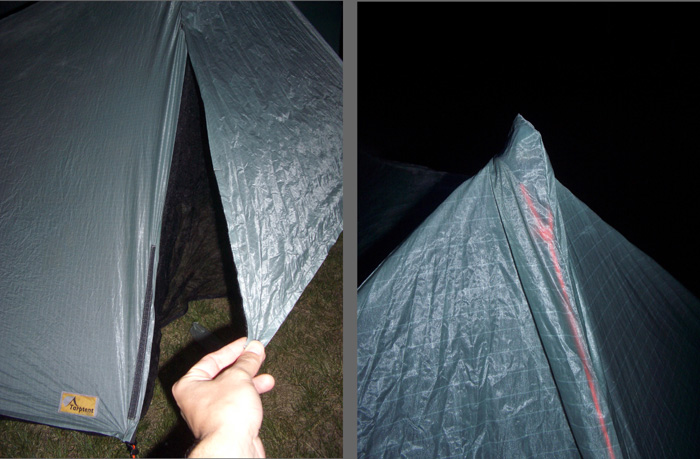 Gossamer Gear / Tarptent Squall Classic Tent REVIEW - 4