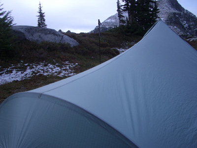 Gossamer Gear / Tarptent Squall Classic Tent REVIEW - 5
