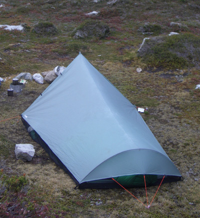 Gossamer Gear / Tarptent Squall Classic Tent REVIEW - 6