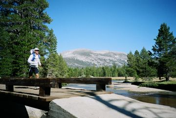 John Muir Trail (JMT) Record Attempt - Unsupported, Without Resupply - Results - 1