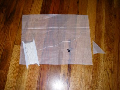 Make Your Own Gear: Five Yards to SuperUltraLight - 1
