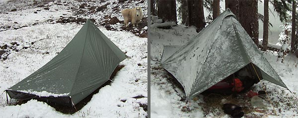 Tarptent Contrail Tent REVIEW - 6 & Tarptent Contrail Tent REVIEW - Backpacking Light