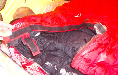 Valandré La Fayette Sleeping Bag REVIEW - 2