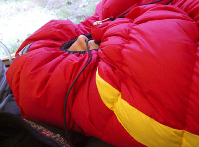 Valandré La Fayette Sleeping Bag REVIEW - 5