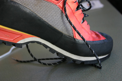 La Sportiva Trango S EVO GTX Mountaineering Boot REVIEW - 4